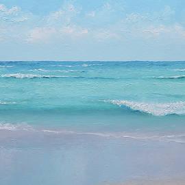 Ocean, Morning Light by Jan Matson