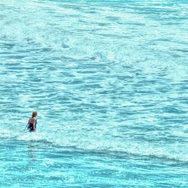 Ocean Swim by Debra Kewley