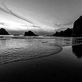 Oceanside, Oregon by Johanna Froese