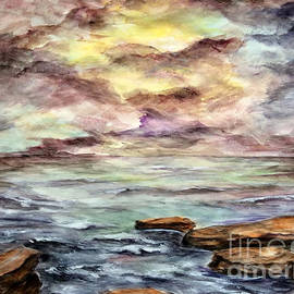 Oceanside Symphony  by Cheryl Pettigrew