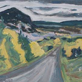 October On Marble Mountain by Francois Fournier