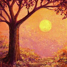 October Sun by Sarah Irland