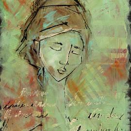 Ode to Modigliani by Zan Savage