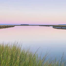 Ogeechee River Sunset by Jurgen Lorenzen