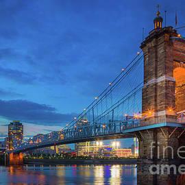 Ohio River by Inge Johnsson