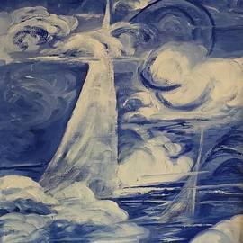 Sky Sailing by Catherine Ludwig Donleycott