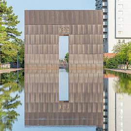 Oklahoma City National Memorial #2 by Morris Finkelstein