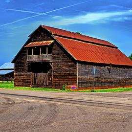 Old Barn 020 by George Bostian