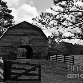 Old Barn 5 by John Stone