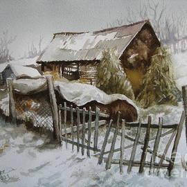 Old barn by Elena Oleniuc