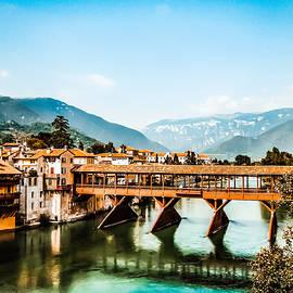 Old Bridge  by Sarah Ventker