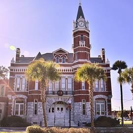Old Brunswick City Hall Brunswick Georgia by Lisa Wooten