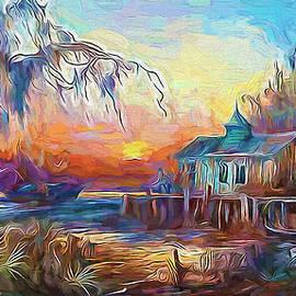 Old cabin by Nenad Vasic
