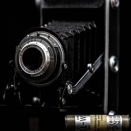 Old Camera by Sean Sweeney