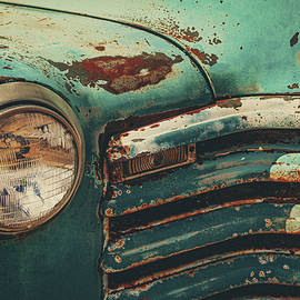 Old Chevy by Dave Bowman