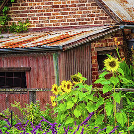 Old Cottage by Bette Devine