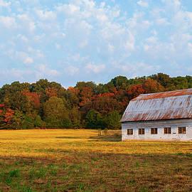 Old Dairy Barn 1 by Jon Stallings