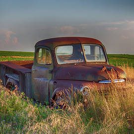 Old Dodge truck by Rick Decorie