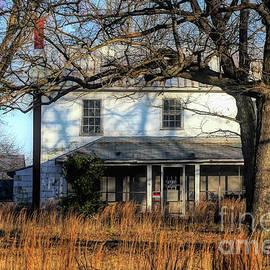 Old Farm Homestead by Amy Dundon
