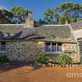 Old Farm, Strawberry Hill, Albany, Western Australia by Elaine Teague