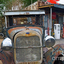 Old Ford Model A