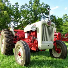 Old Ford Tractor by Kayla Palmer