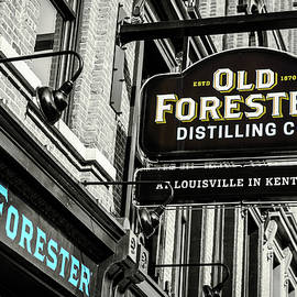 Old Forester Distilling Company by Alexey Stiop