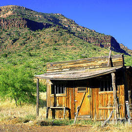 Old General Store - Salt River Canyon by Douglas Taylor