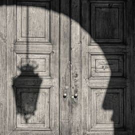 Old Lamp Shadow by Dave Bowman