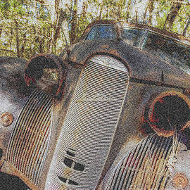 Old LaSalle by Frank Parisi