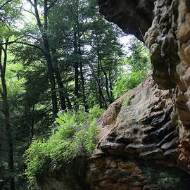 Old Man's Cave - 1705 by Gary Gingrich Galleries