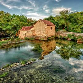 Old Mill by Jan Sieminski