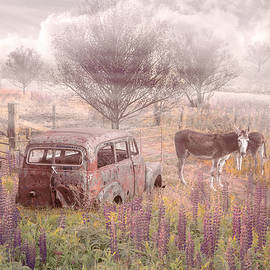 Old Pals on the Farmlands by Debra and Dave Vanderlaan