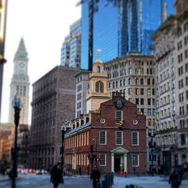 Old State House by Amy K Baker