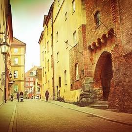 Old Town #68, Warsaw by Slawek Aniol