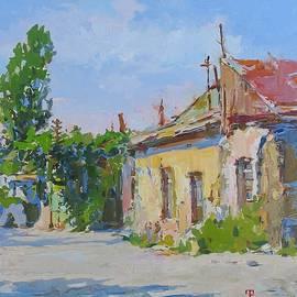 Old Town by David Beglaryan