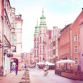Old Town in Gdansk #2, Poland by Slawek Aniol