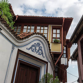 Old Town Plovdiv - Kissing Houses and a Fab Gate by Georgia Mizuleva