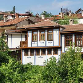 Old Town Plovdiv - Lush Green Hillside Villa in the City Center by Georgia Mizuleva