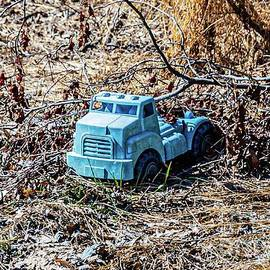 Old Toy Truck by Richard Thomas