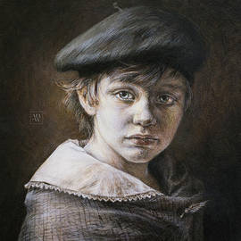 Oliver by Yvonne Wright