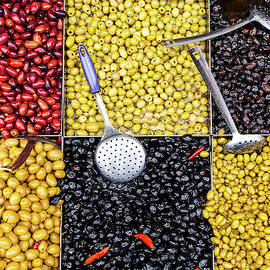 Olives for sale by Alexey Stiop