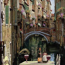 Ombre A Venezia by Guido Borelli