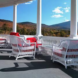Omni Mount Washington Hotel by Eric Gendron