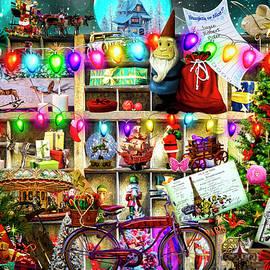 On Santa's Nice List by Debra and Dave Vanderlaan