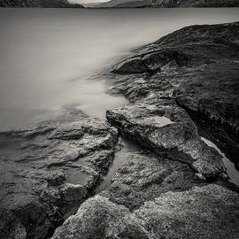 On the Banks of Loch Maree by Dave Bowman