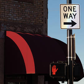 One Way by Dave Bowman