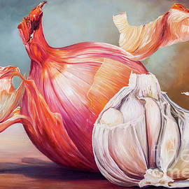 Onion by Luis Angeles