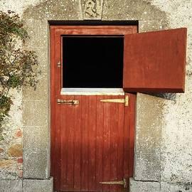 Open Half  Door, Killruddery House, Ireland by Marcus Dagan