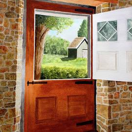Open Window by Denise Harty